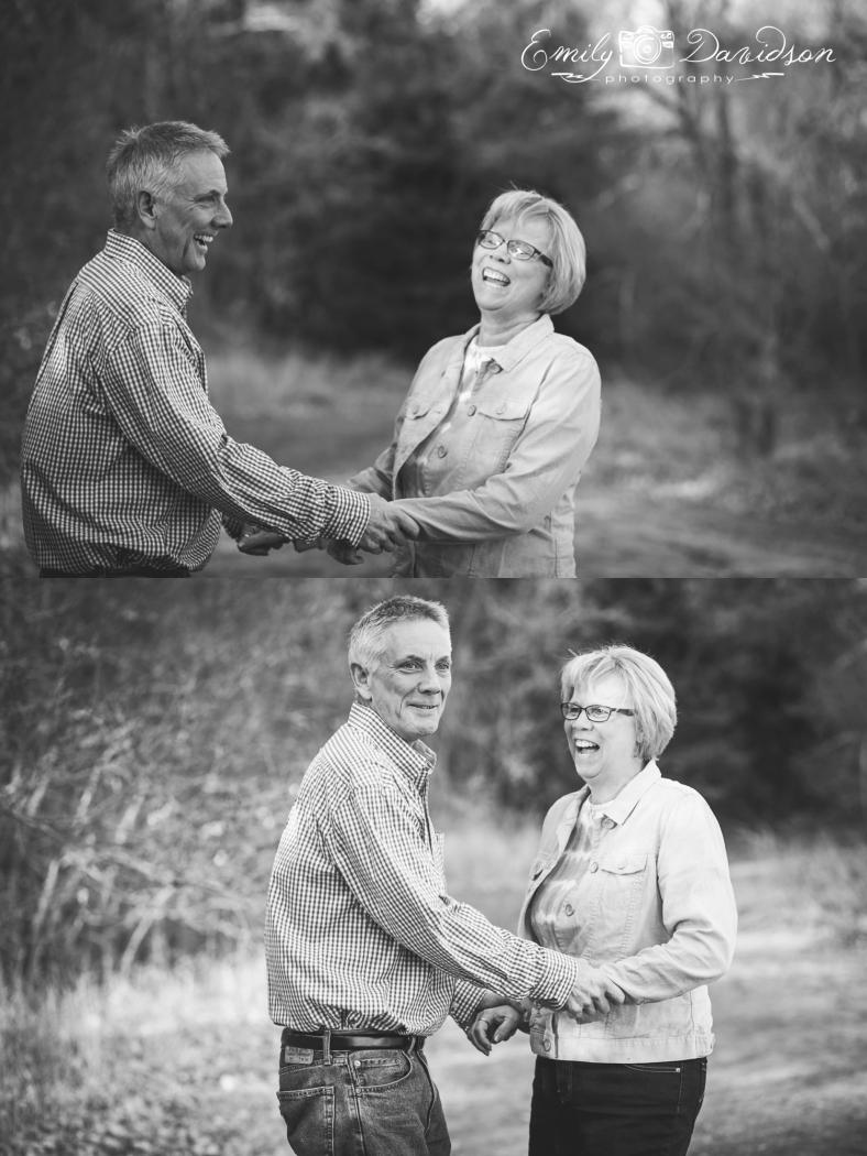 Kathie and Jim Print